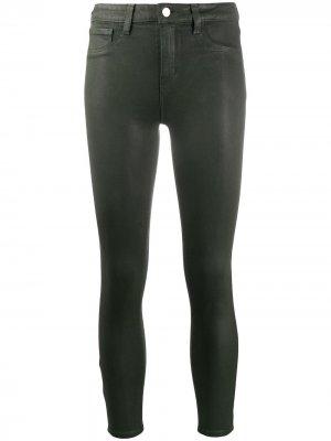 LAgence джинсы Margot L'Agence. Цвет: зеленый