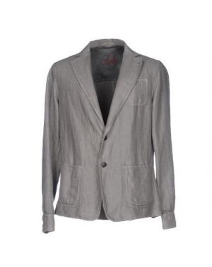 Пиджак LUCHINO. Цвет: серый