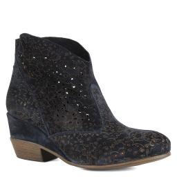 Ботинки 7006 темно-синий GIANNI DE SIMONE
