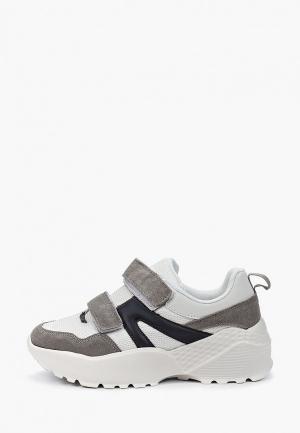 Кроссовки Escan. Цвет: серый