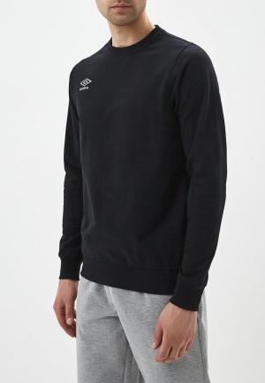 Свитшот Umbro BASIC TOP. Цвет: черный