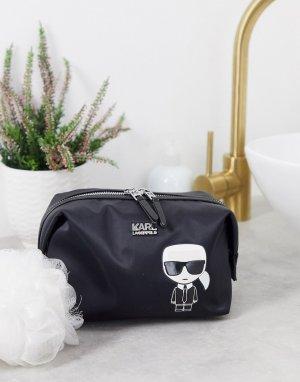 Несессер -Черный Karl Lagerfeld
