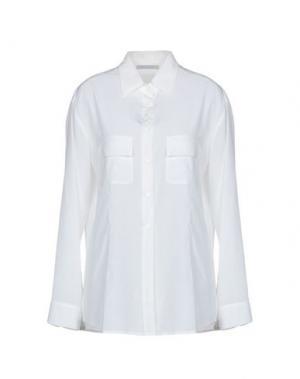 Pубашка GIO' MORETTI. Цвет: белый