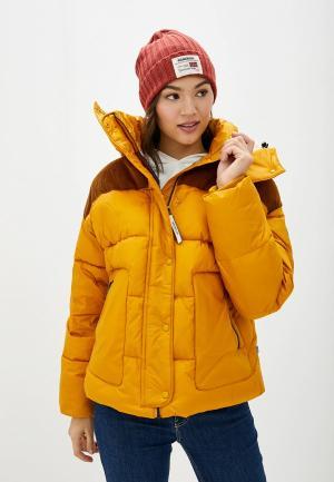 Куртка утепленная Napapijri ANTERO. Цвет: желтый