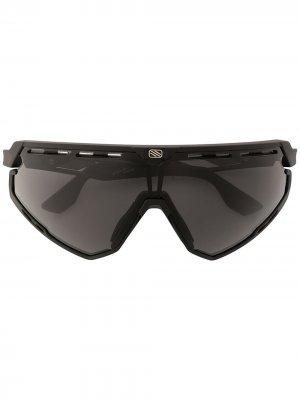 Спортивные солнцезащитные очки Project Defender Rudy. Цвет: черный