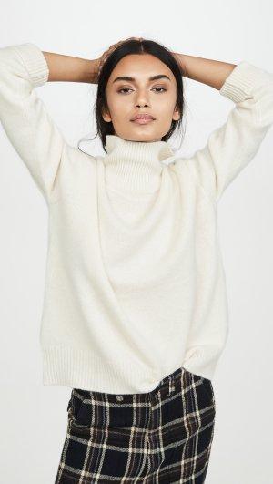 Tasha Cashmere Sweater 360