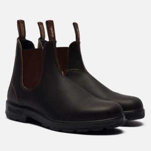 Ботинки 500 Leather Blundstone. Цвет: коричневый