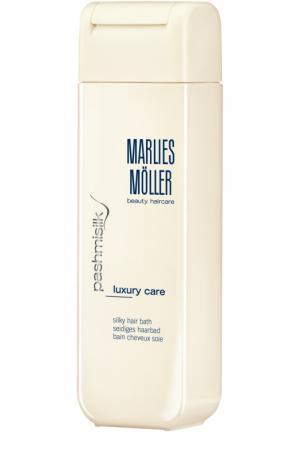 Интенсивный питательный шампунь Marlies Moller. Цвет: бесцветный