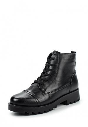 Ботинки Zenden Comfort. Цвет: черный