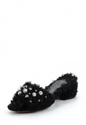 Сабо Grand Style. Цвет: черный