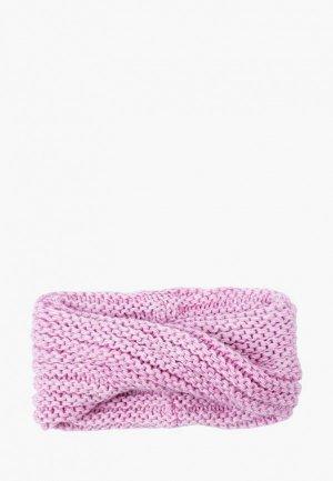 Повязка Fomas. Цвет: розовый