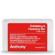 Очищающее мыло-скраб Exfoliating & Cleansing Bar New Anthony