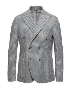 Пиджак PRIMO EMPORIO. Цвет: темно-синий