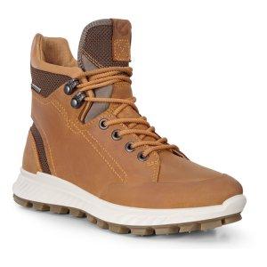 Ботинки высокие EXOSTRIKE KIDS ECCO. Цвет: коричневый