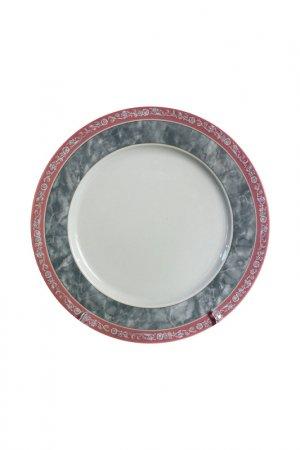 Тарелка мелкая 25 см Thun1794. Цвет: белый