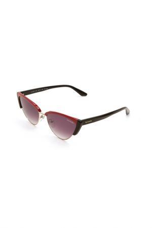 Очки солнцезащитные Guy Laroche. Цвет: 575 золотистый, красный, черны