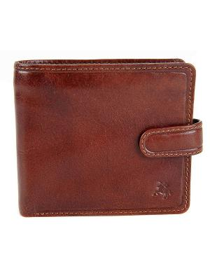 Бумажник Massa Visconti. Цвет: светло-коричневый