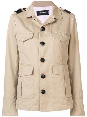 Куртка с длинными рукавами Dsquared2