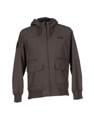 Куртка LOREAK MENDIAN. Цвет: серый