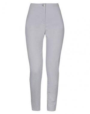 Повседневные брюки LAURÈL. Цвет: светло-серый