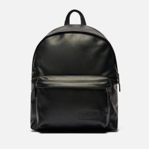 Рюкзак Padded Pakr Authentic Leather Eastpak. Цвет: чёрный
