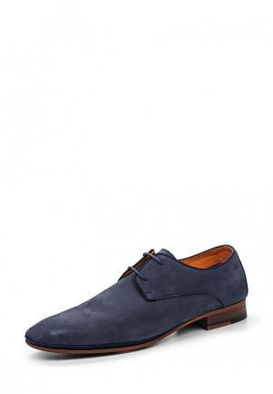 Туфли Ambitious AM013AMHUK75. Цвет: синий