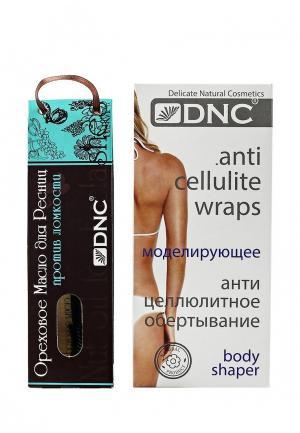 Масло для ресниц DNC Ореховое против ломкости, 12 мл. Цвет: прозрачный