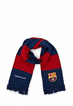 Шарф FC Barcelona FC001GUASB07. Цвет: мультиколор