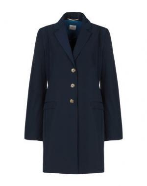 Легкое пальто ..,MERCI. Цвет: темно-синий