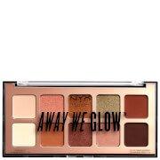 Тени для век Professional Makeup Away We Glow Shadow Palette 10 г - Hooked On NYX