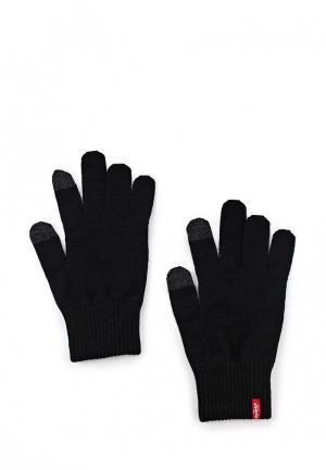 Перчатки Levis® Levi's®. Цвет: черный