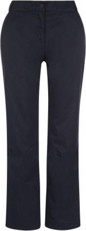 Брюки утепленные женские , размер 44 FILA. Цвет: синий