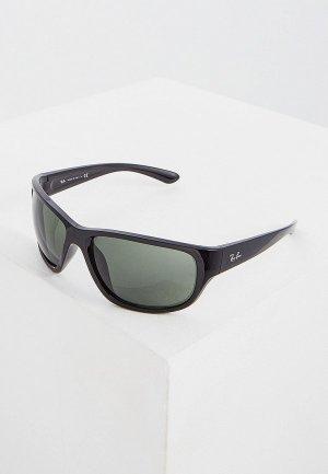 Очки солнцезащитные Ray-Ban® RB4300 601/31. Цвет: черный