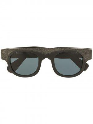 Солнцезащитные очки RG0066 Rigards. Цвет: черный
