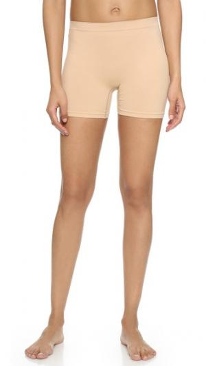 Caiden Seamless Bike Shorts BB Dakota