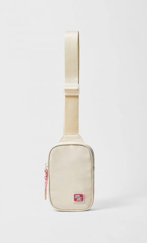 Поясная Сумка Из Ткани В Спортивном Стиле Multicolor 103 Stradivarius. Цвет: multicolor