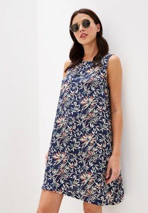 Платье Viserdi. Цвет: разноцветный
