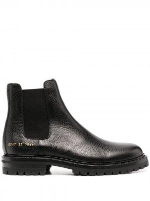 Ботинки челси Common Projects. Цвет: черный