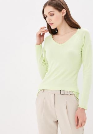 Пуловер Conso Wear. Цвет: зеленый