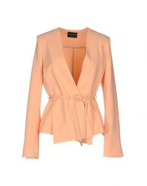 Пиджак ATOS LOMBARDINI. Цвет: лососево-розовый