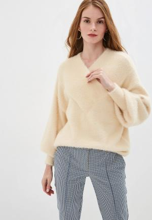 Пуловер Y.A.S. Цвет: бежевый