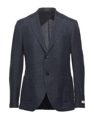 Пиджак TIGER OF SWEDEN. Цвет: темно-синий
