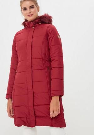 Куртка утепленная Regatta Fermina II. Цвет: бордовый