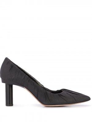 Туфли-лодочки Cyan Tibi. Цвет: черный