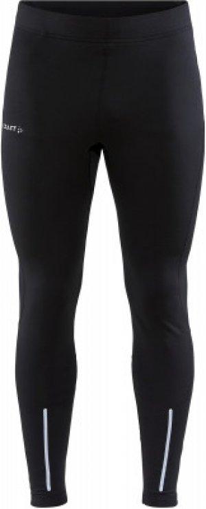 Тайтсы мужские Adv Essence Warm, размер 46-48 Craft. Цвет: черный