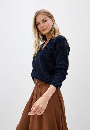 Пуловер Lezzarine. Цвет: синий