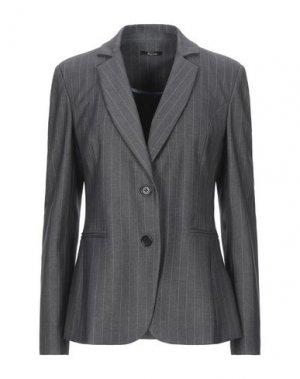Пиджак HANITA. Цвет: свинцово-серый