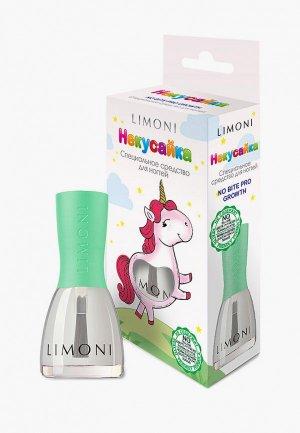 Средство для ногтей и кутикулы Limoni Некусайка Bambini,  7 мл. Цвет: прозрачный