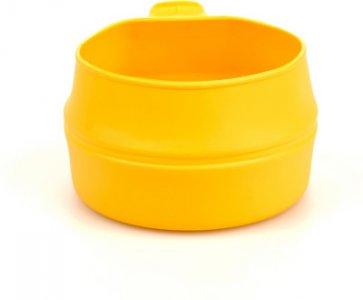 Кружка FOLD-A-CUP WILDO. Цвет: желтый