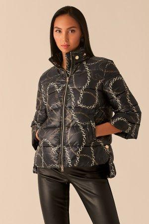 Куртка Love Republic. Цвет: 54, черный